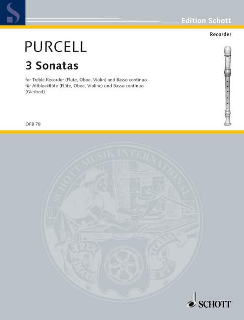 3-Sonatas-Purcell-Daniel-treble-recorder-flute-oboe-violin-and-basso-con